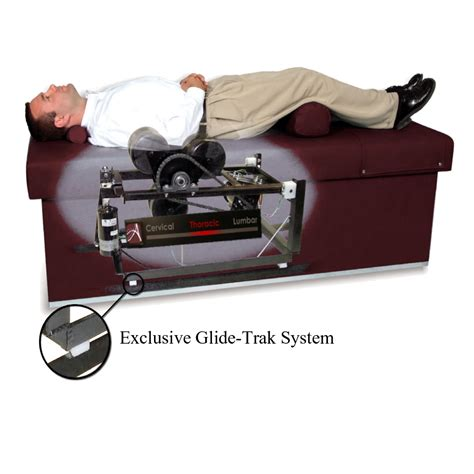 armedica quantum 400 intersegmental spinal traction table