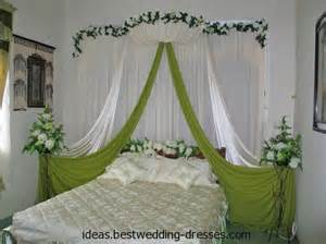 Marriage Bed Decoration Pic » Ideas Home Design