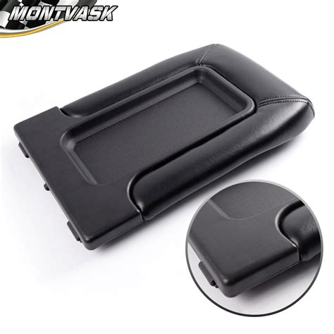 gmc center console lid black for chevy gmc cadillac truck suv center