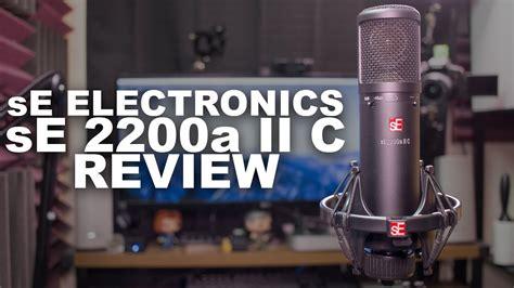 se electronics sea ii  review test youtube