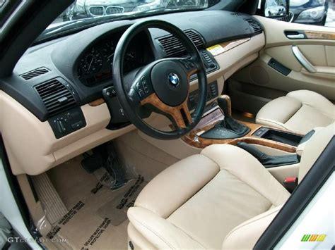 Bmw Beige Interior by Beige Interior 2002 Bmw X5 4 4i Photo 47145990 Gtcarlot