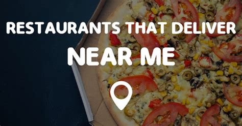 best restaurants near me points near me restaurants that deliver near me near me cover points