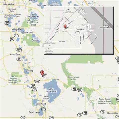 where is sebring florida on map directions to genpak sebring foodservice container