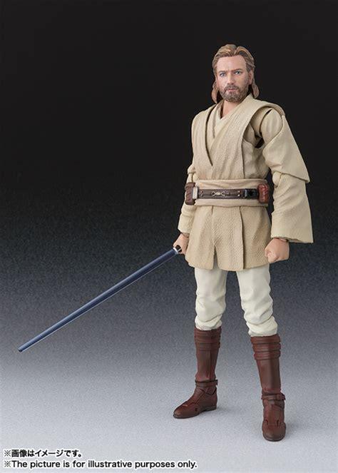 Bandai Shfiguarts Obi Wan sh figuarts wars attack of the clones obi wan kenobi update the toyark news