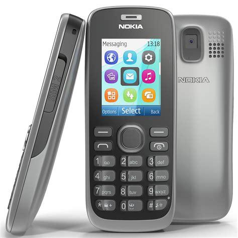 themes mobile nokia 112 nokia 112 gray 3d model