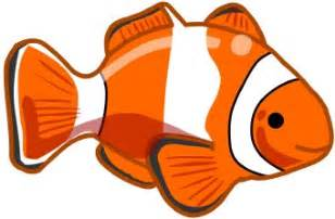 clown fish clip art