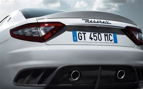 maserati light maserati granturismo mc stradale tail light photo 9