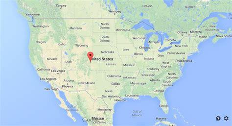 map usa springs colorado springs usa map