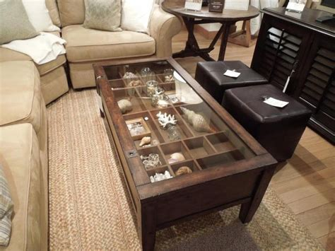 townsend coffee table from pottery barn i currently