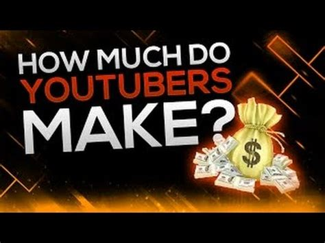 how much money do you give as a wedding gift how much do youtubers really make money