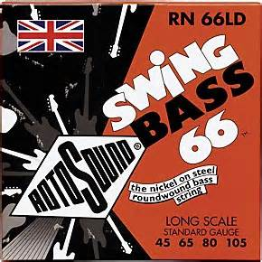 swing bass 66 rotosound rn 66ld nickel swing bass strings guitar center