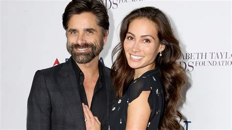 john stamos with wives fuller house john stamos to be a first time dad at 54