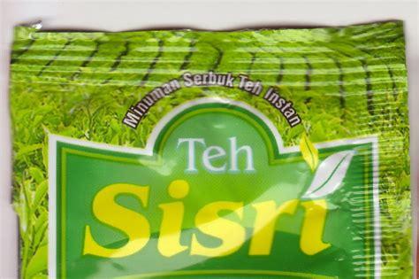 Teh Sisri my name superyoss teh sisri gula batu