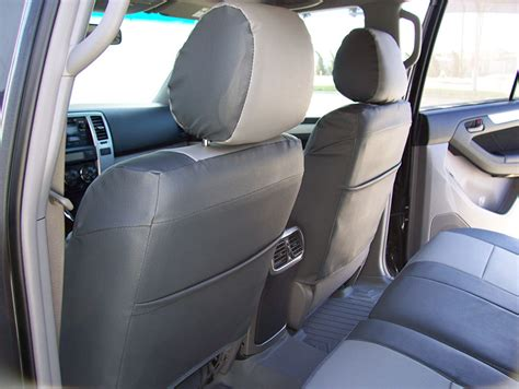 Toyota 4runner Seat Covers Toyota 4runner 2003 2009 Iggee S Leather Custom Seat Cover