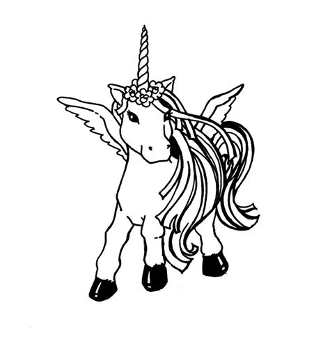 coloring pages unicorn free printable unicorn coloring pages for kids