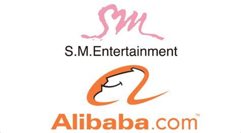 alibaba entertainment sm entertainment forms strategic partnership with alibaba