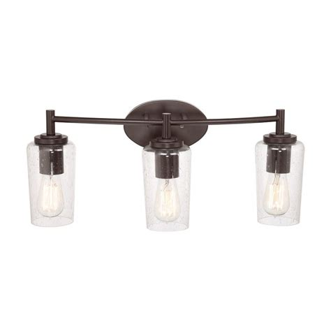 lowes bronze edison pendant light shop cascadia lighting edison 3 light 23 in western bronze