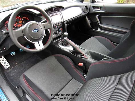 black subaru brz interior 2015 premium subaru brz interior cloth seats manual