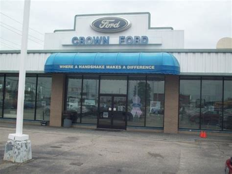 Crown Ford Fayetteville by Crown Ford Car Dealership In Fayetteville Nc 28303