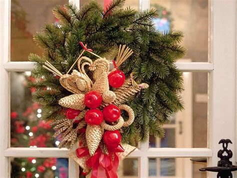 wreath decorations christmas wreath christmas decorations