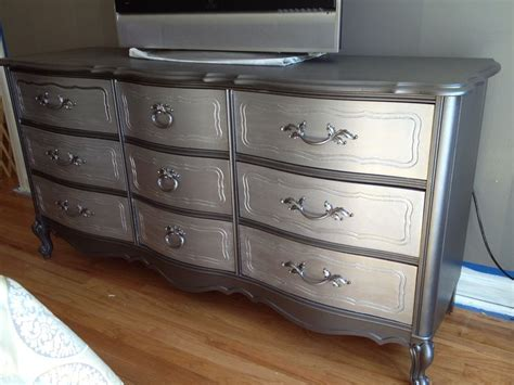 wood dresser gets new with martha stewart