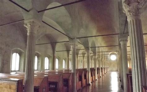 biblioteca d italia la biblioteca malatestiana di cesena prima biblioteca