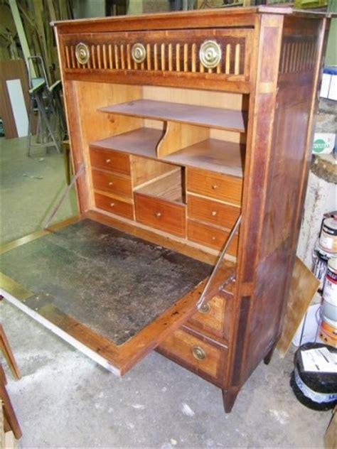 tiroir secret meuble meuble secretaire bois meuble secretaire bois with meuble