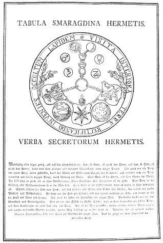 tavola di smeraldo viaggio nella tavola di smeraldo origini significato e