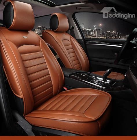 classic car seat upholstery classic solid color design luxurious style eco friendly