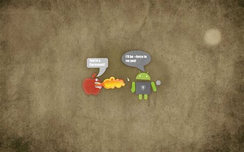 wallpaper android vs android vs apple wallpapers wallpaper cave