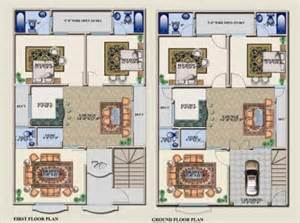 home elevation karachi mitula homes independent house plans in 100 sq yards arts