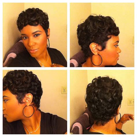 pin curl hair style for black women great gatsby hair waves pincurls vintagehair