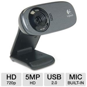 Logitech C310 Hd Resmi logitech 960 000585 c310 hd usb 5 megapixel snapshots 720p hd calls built in