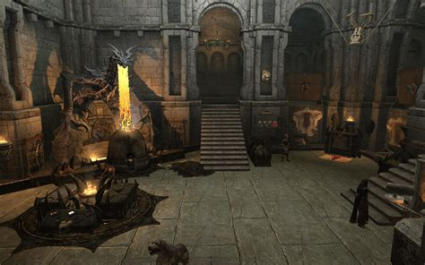 Skyrim Room With All Items Pc by Now This Is A Room For Getting Some Smithing Done Rebrn
