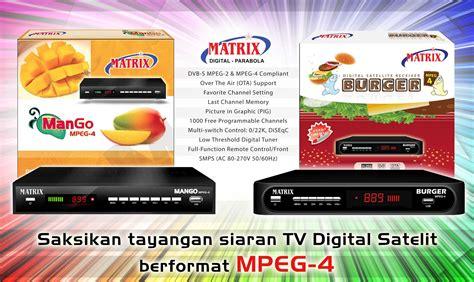 Harga Antena Matrix Terbaru cukong receiver matrik terbaru berbayar