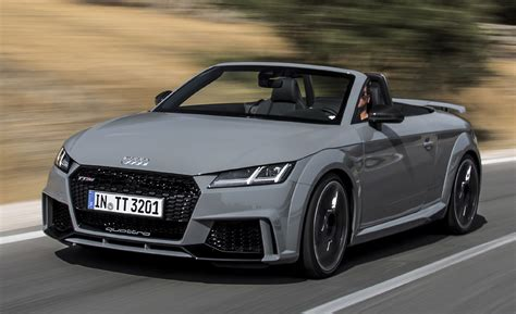 2017 audi tt rs roadster specs picture wantingseed