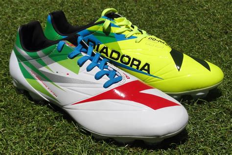 Soccer Shoes Giveaway - diadora dd na 2 profiled plus a giveaway soccer cleats 101