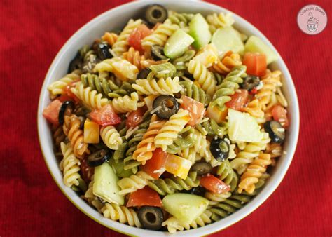 pasta salad ingredients easy italian pasta salad