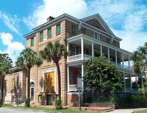 Aiken Rhett House by Aiken Rhett House Charleston South Carolina Sc