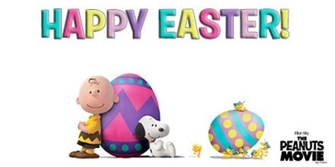 happy easter veckans film the peanuts movie on twitter quot happyeaster from charlie