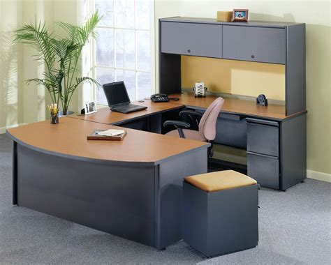 large glass office desk home office furniture