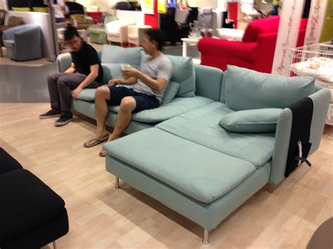 Ikea Sofa Reviews Soderhamn