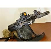 Assault Rifle Draco AK 47 Army Weapon Gun Military Russian Wallpaper