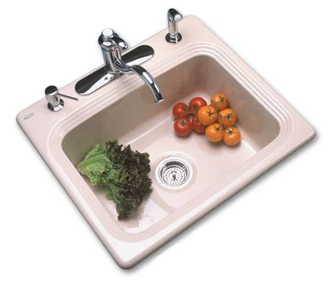 Kitchen Sink Vancouver Single Bowl Kitchen Sinks Beautiful As Porcelain Strong As Cast Iron