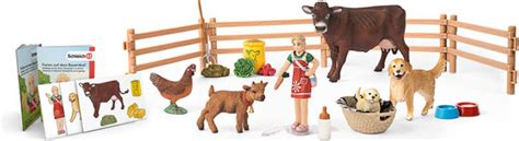 Calendrier Diddl 2016 Schleich Advent Calendar Farm World 2016 At Papiton