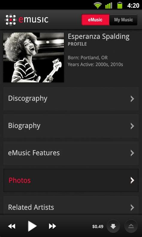 Emusic Gift Card - emusic android apps on google play