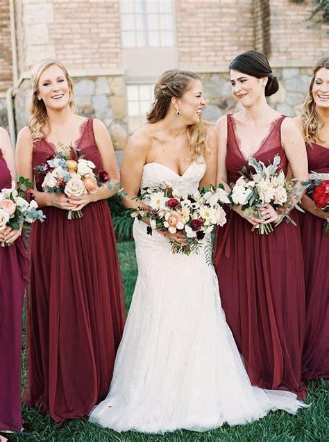 Best 25  Autumn bridesmaid dresses ideas on Pinterest