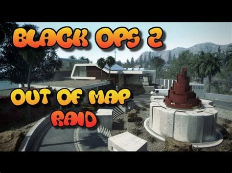 Back Top By Secretroom black ops 2 on top of map raid secret room