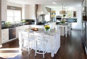 double kitchen islands benefits of two islands custom
