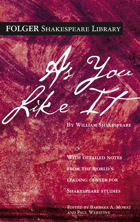 as you like it shakespeare in performance books as you like it book by william shakespeare official